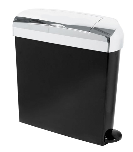 Feminine Hygiene Bright Chrome Sanitary Bin